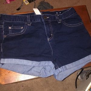 Justice girl shorts